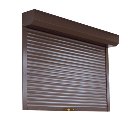 Защитные ролеты на окна 1100х1800 мм - 1