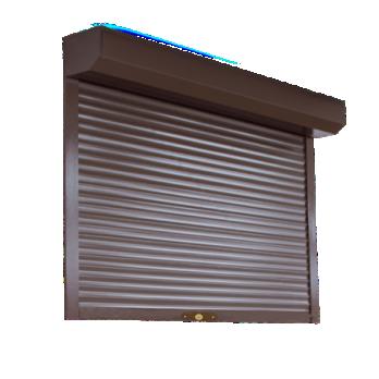 Ролеты в Чернигове - Защитные ролеты на окна 1000х1300 мм